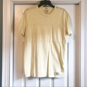 Abercrombie & Fitch Medium T-Shirt in Yellow